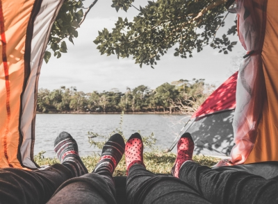 5 reasons why camping is the BEST family holiday
