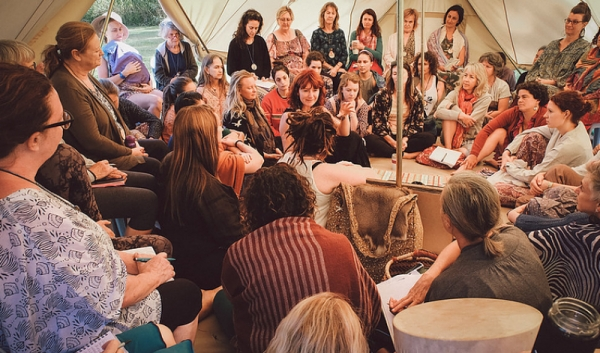 Immerse yourself in the Wise Women's Gathering